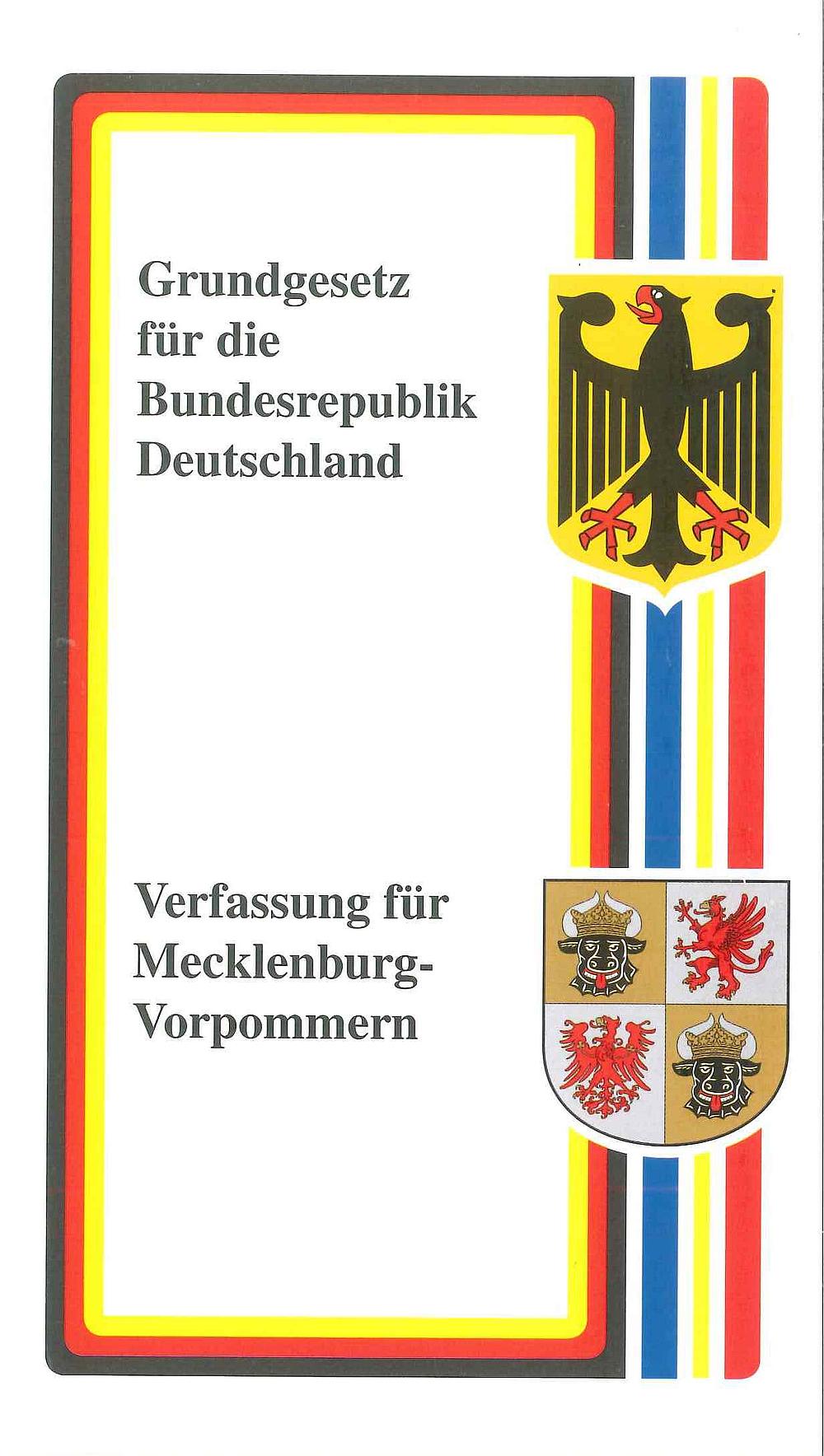 grundgesetz bundesrepublik deutschland